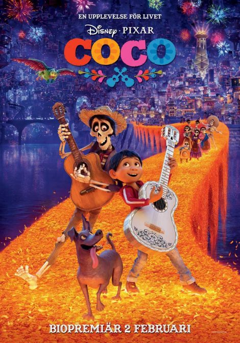 Coco (Sv. tal) poster