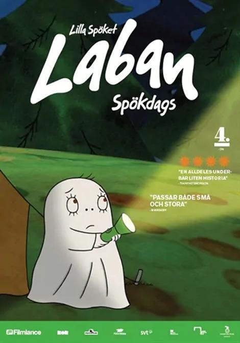 Lilla spöket Laban 2 - Spökdags poster