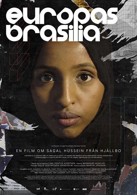 Europas Brasilia (Sv. txt) poster