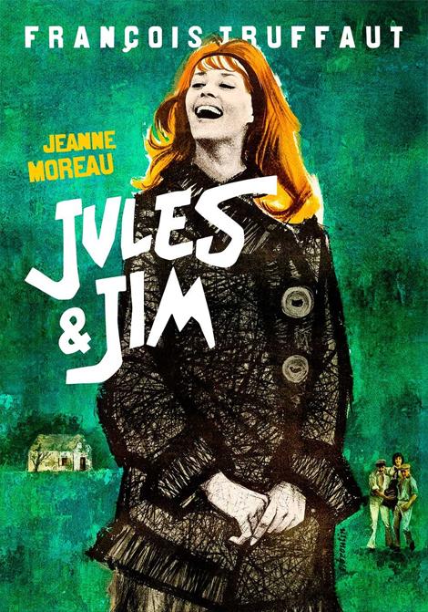 Jules & Jim poster