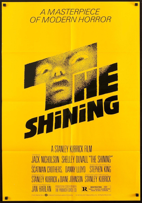 Filmposter för The Shining – 40th Anniversary