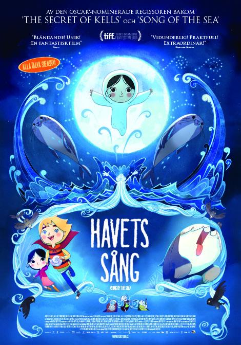 Havets sång poster