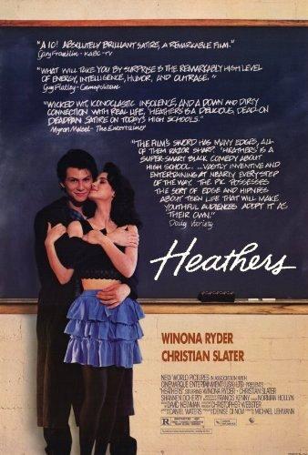 Heathers - Häxor, läxor och dödliga lektioner poster