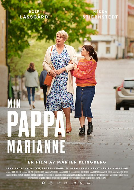 Min pappa Marianne poster