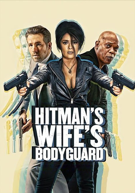 The Hitman's Bodyguard 2 poster