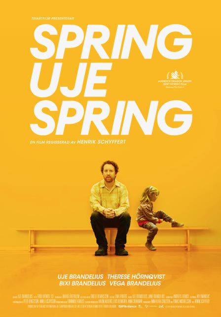 Spring, Uje, spring poster