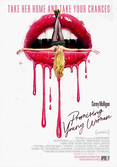 Promising Young Woman poster
