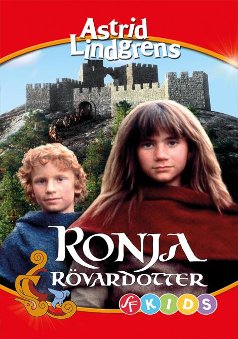 Ronja Rövardotter 35mm poster