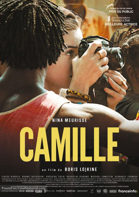 Camille poster