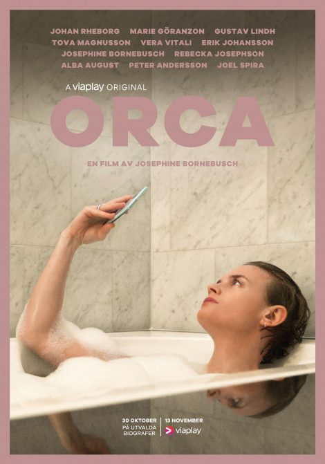 ORCA (Sv. txt) poster