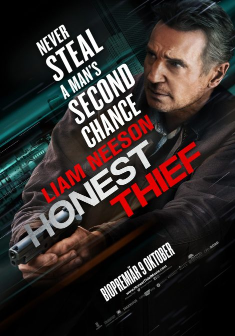 Filmposter för Honest Thief