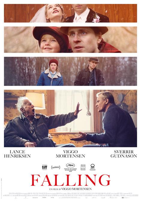 Filmposter för Falling
