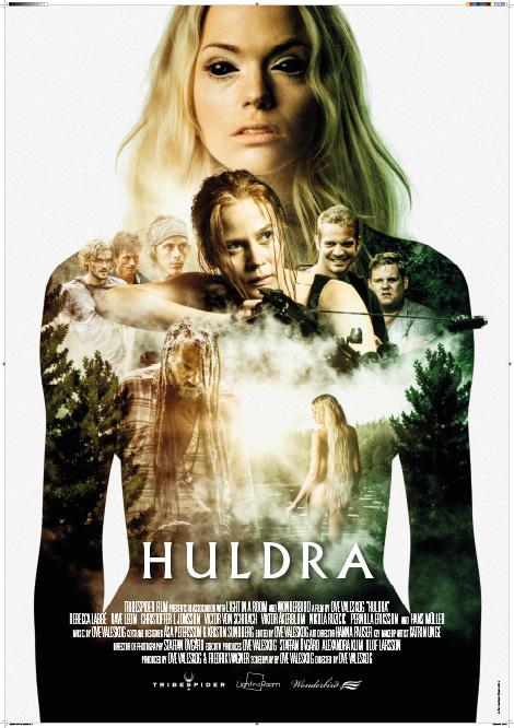 HULDRA - directors cut poster