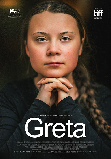 Filmposter för Greta