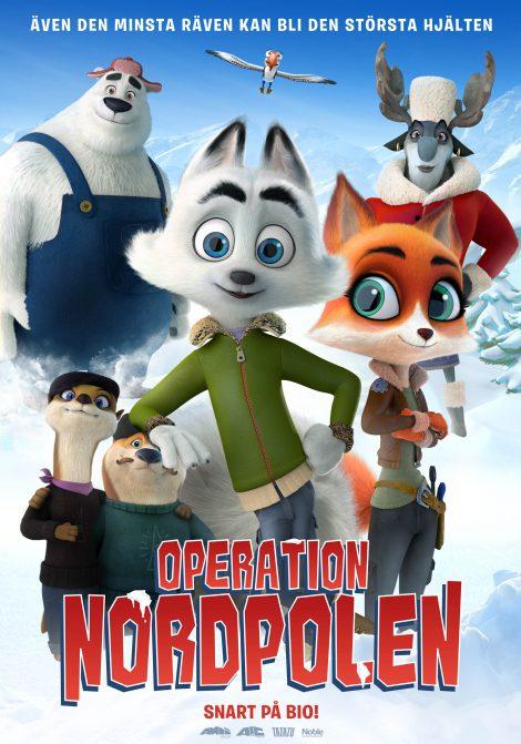 Operation Nordpolen poster