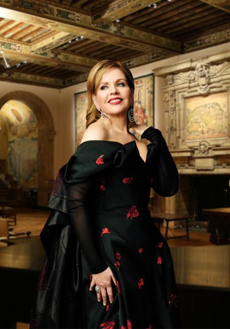 Mets Stars Live: Konsert med Renée Fleming poster
