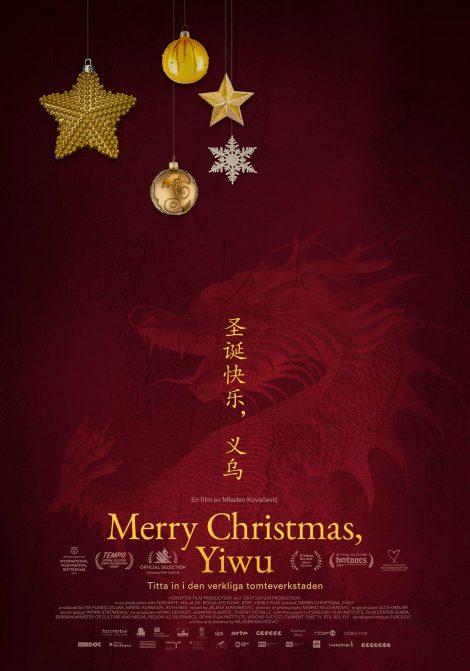 Merry Christmas, Yiwu (Sv. txt) poster