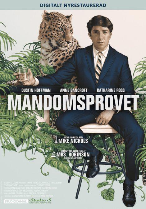Mandomsprovet poster