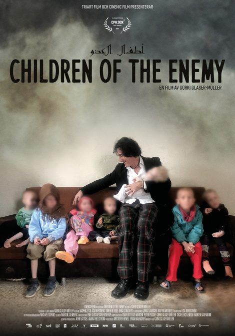 Children of the enemy poster