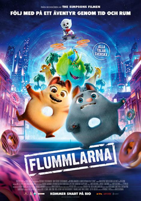 Flummlarna (Sv. tal) poster