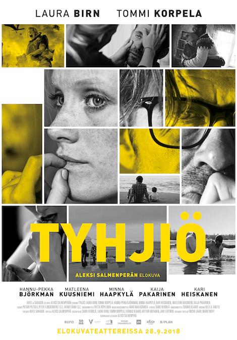 Tomrum poster