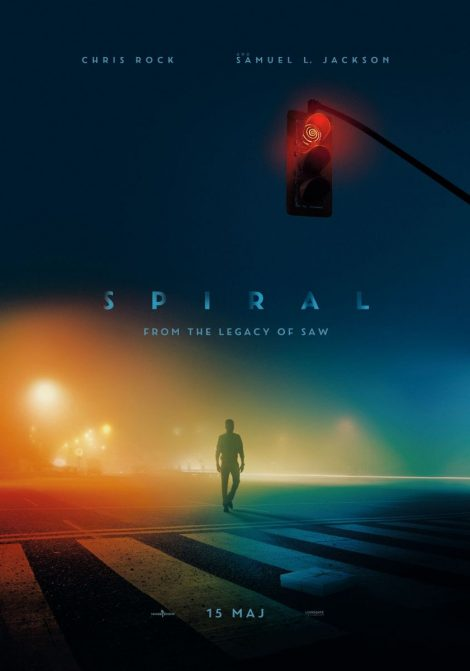 Spiral: From the legacy of saw poster