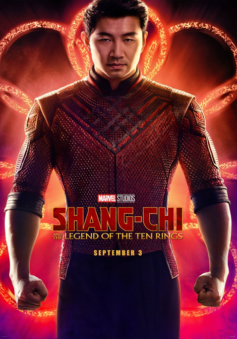 Shang Chi and the Legend of the Ten Rings poster
