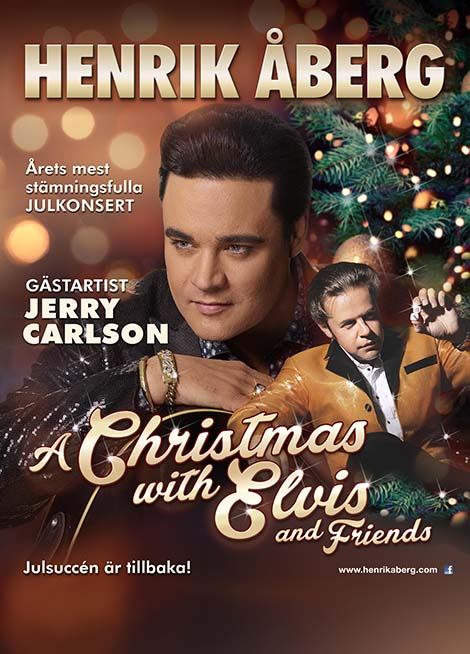 A Christmas with Elvis and Friends poster