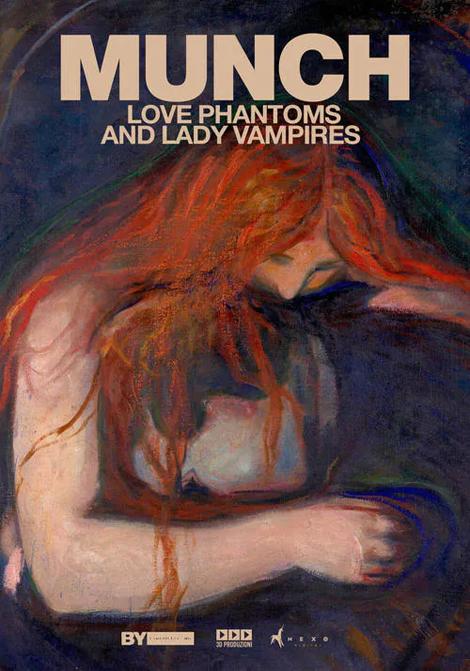 Munch. Love Phantoms & Lady Vampires poster