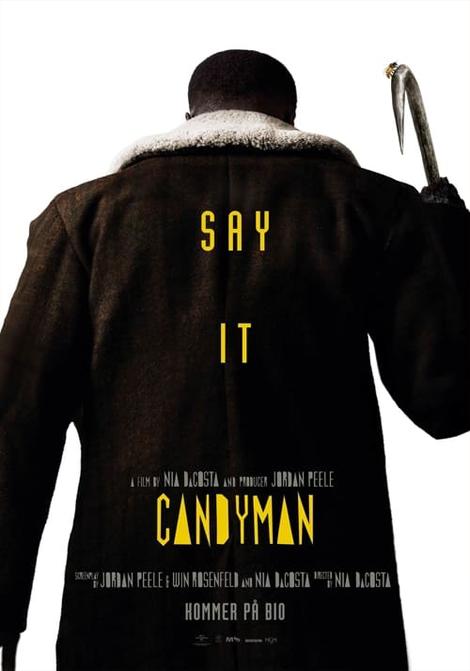 FilmfestiMARK: Candyman poster