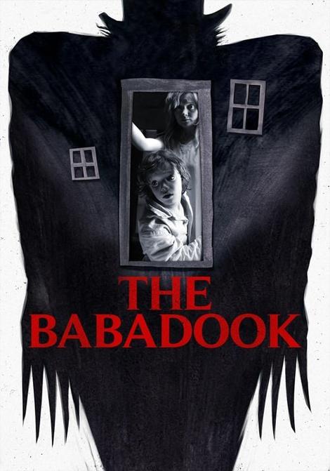 FilmfestiMARK: The Babadook poster