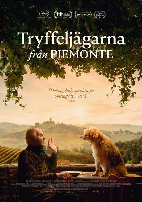 Tryffeljägarna från Piemonte poster