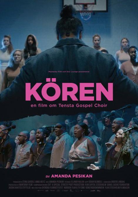 Kören - en film om Tensta Gospel Choir (Sv. txt) poster