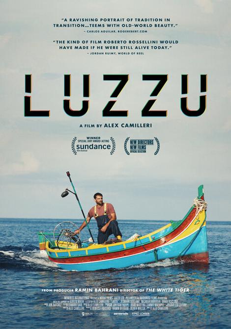 Luzzu poster