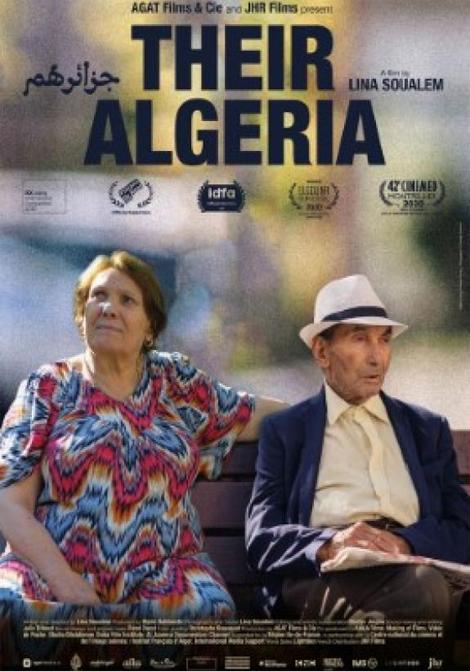 Their Algeria poster