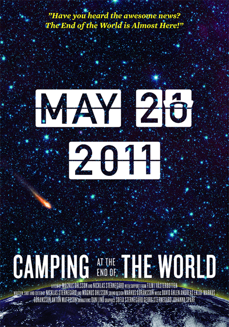 Camping at the End of the World poster