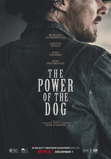 The Power of the Dog poster