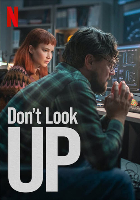 Don´t Look Up poster